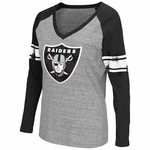 Oakland Raiders Franchise Long Sleeve Tee