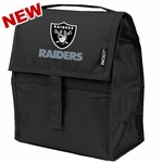 Oakland Raiders Freezable Lunch Bag