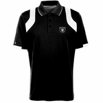 Oakland Raiders Fusion Polo Shirt