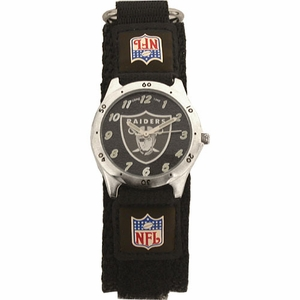 Oakland Raiders Future Star Youth Black Watch - Click to enlarge
