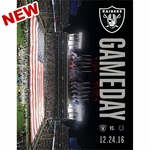 Oakland Raiders Game Day Program Vs. Indianapolis Colts
