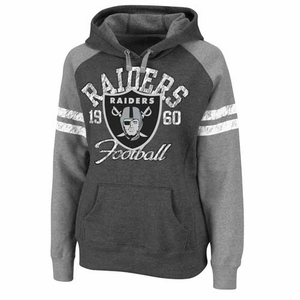 Oakland Raiders Gameday Heroes II Hoodie - Click to enlarge
