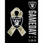 Oakland Raiders Gameday Program Vs. Denver Broncos