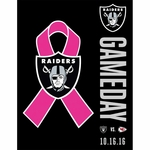 Oakland Raiders Gameday Program Vs. Kansas City Chiefs