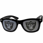 Oakland Raiders Gameday Shades Black