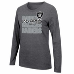 Oakland Raiders Gamer Gear Long Sleeve Tee