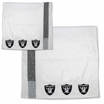 Oakland Raiders Golf Caddy Towel