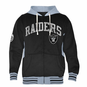 Oakland Raiders Grand Slam Hoody - Click to enlarge