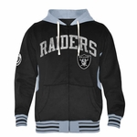 Oakland Raiders Grand Slam Hoody
