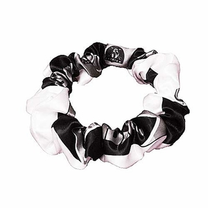 Oakland Raiders Hair Scrunchie - Click to enlarge