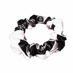 Oakland Raiders Hair Scrunchie