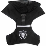 Oakland Raiders Harness with Hood
