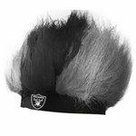Oakland Raiders Headband Wig
