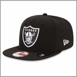 Oakland Raiders Headwear Adjustable Merchandise