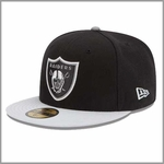 Oakland Raiders Headwear Fitted Merchandise