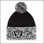 Oakland Raiders Headwear Knit Merchandise