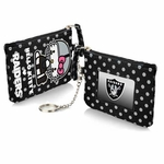 Oakland Raiders Hello Kitty ID Case