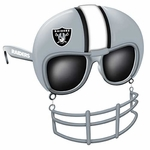Oakland Raiders Helmet Sunglasses