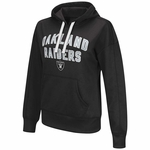 Oakland Raiders Holiday Champ Pullover