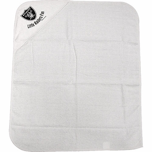 Oakland Raiders Hooded Baby Towel - Click to enlarge