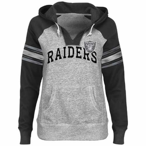 Oakland Raiders Huddle Hood  III - Click to enlarge