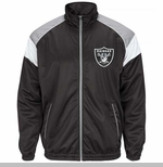 Oakland Raiders I Formation Track Jacket