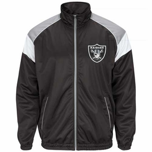 Oakland Raiders I Formation Track Jacket - Click to enlarge