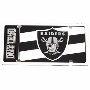 Oakland Raiders Image Auto Tag - Click to enlarge