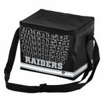 Oakland Raiders Impact Six Pack Cooler
