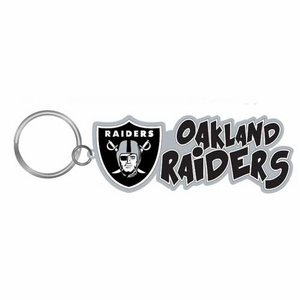Oakland Raiders Impulse Key Ring - Click to enlarge