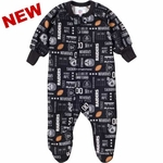 Oakland Raiders Infant Printed Blanket Sleeper