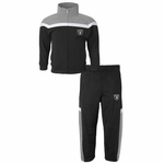 Oakland Raiders Infant Trainer Pant Set