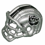 Oakland Raiders Inflatable Helmet