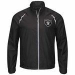 Oakland Raiders Interval Lightweight Jacket