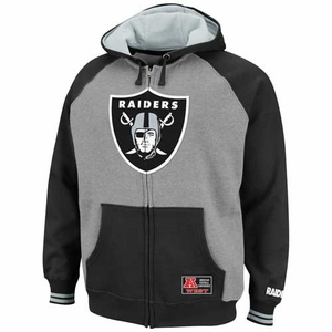 Oakland Raiders Intimidating IV Hood - Click to enlarge