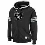 Oakland Raiders Intimidating V Hood