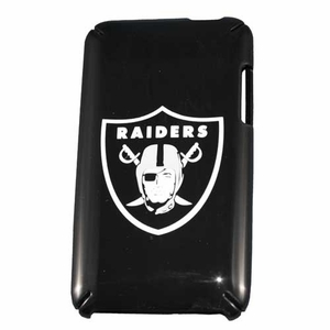 Oakland Raiders iPod Touch Shell Case - Click to enlarge