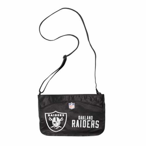 Oakland Raiders Jersey Mini Purse - Click to enlarge