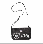Oakland Raiders Jersey Mini Purse