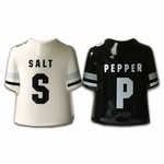 Oakland Raiders Jersey Salt and Pepper Shakers