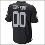 Oakland Raiders Jerseys Custom Merchandise