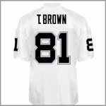 Oakland Raiders Jerseys Throwback Merchandise