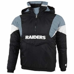 Oakland Raiders Juvenile Breakaway Jacket