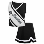 Oakland Raiders Juvenile Cheer Dress