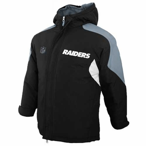 Oakland Raiders Juvenile Field Goal Jacket - Click to enlarge