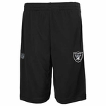 Oakland Raiders Juvenile Phantom Shorts