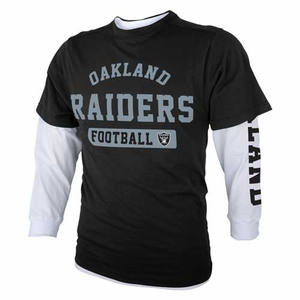 Oakland Raiders Juvenile Three in One Tee - Click to enlarge
