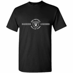 Oakland Raiders Ken Stabler Legends Tee