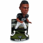 Oakland Raiders Khalil Mack Stadium Bobblehead