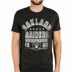 Oakland Raiders Kick Off Crew Tee